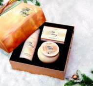Milk & Honey Gold Gift Set