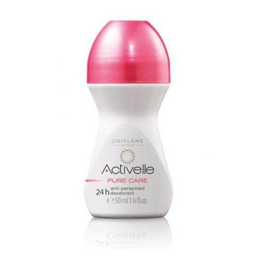 Activelle Anti-perspirant 24h Deodorant Pure Care