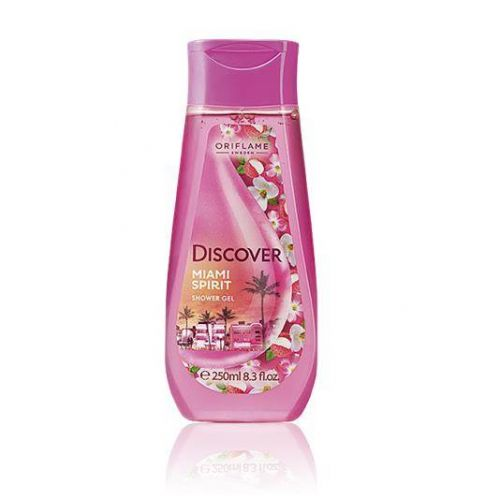 Discover Miami Spirit Shower