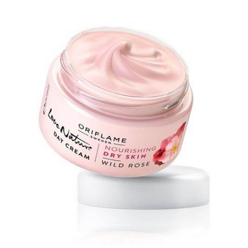 Love Nature Day Cream Wild Rose 50 ml