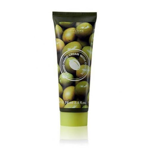 Caring Hand Cream with Olive Oil