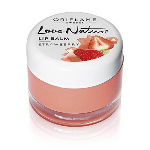 Love Nature Lip Balm -Strawberry
