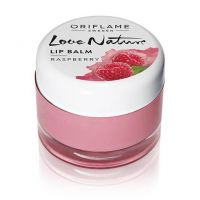 Love Nature Lip Balm - Raspberry