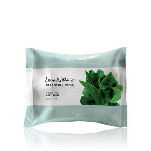 Love Nature Cleansing Wipes