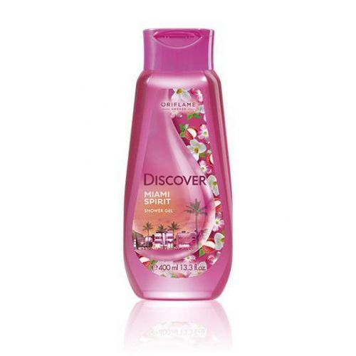 Discover Miami Shower Gel