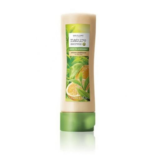 Nature Secrets Green Tea and Bergamot Volume Conditioner