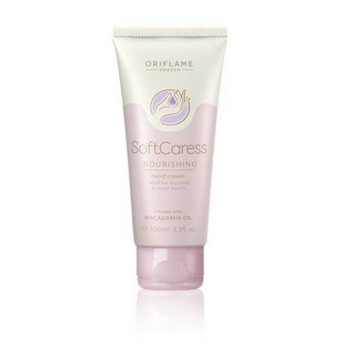 SoftCaress Nourishing Hand Cream