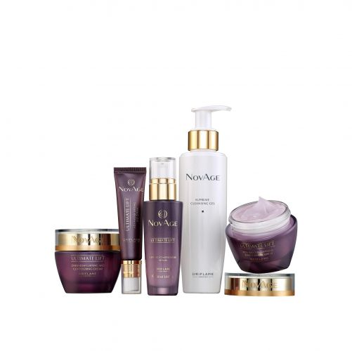 NovAge Ultimate Lift skin care set