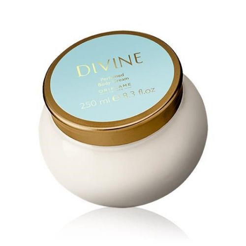 Divine Perfumed Body Cream
