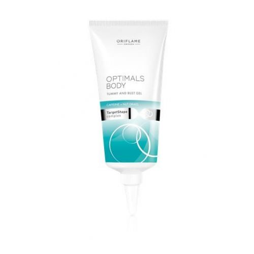 Optimals Body Tummy and Bust Gel - Caffeine + Nut Grass