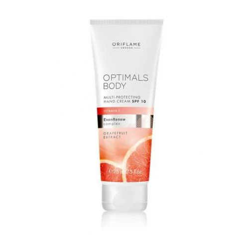 Optimals Body Multi-Protecting Hand Cream SPF 10