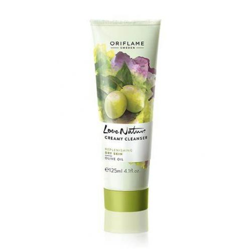 Love Nature Creamy Cleanser Olive Oil