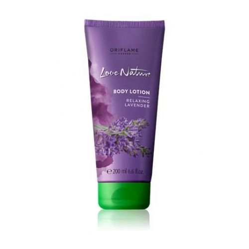 Body Lotion with Relaxing Lavender