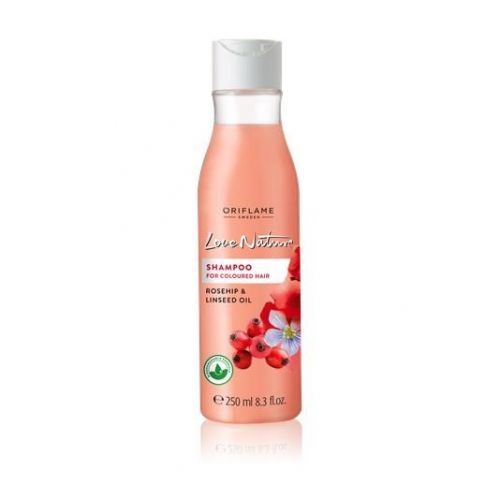 Shampoo for Coloured Hair with Rosehip & Linseed Oil