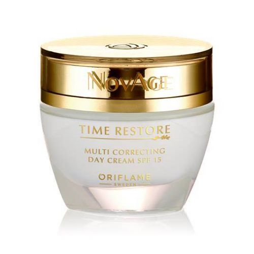 NovAge Time Restore Multi Correcting Day Cream SPF 15
