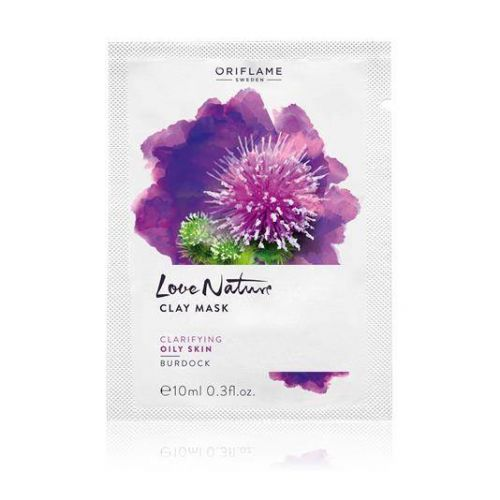 Love Nature Clay Mask Burdock