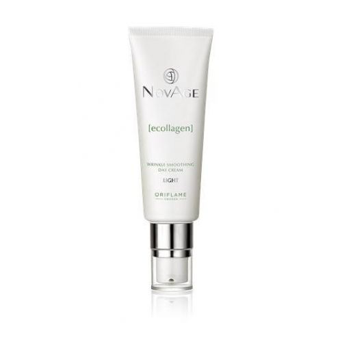 NovAge Ecollagen Wrinkle Smoothing Day Cream Light