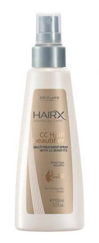 HairX Advanced Care CC Hair Beautifier Multi Treatment Spray With 22 Benefits