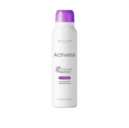 Activelle Extreme Antiperspirant Deodorant Spray