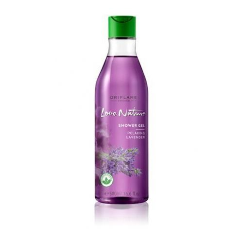 Shower Gel Relaxing Lavender JUMBO 500ml