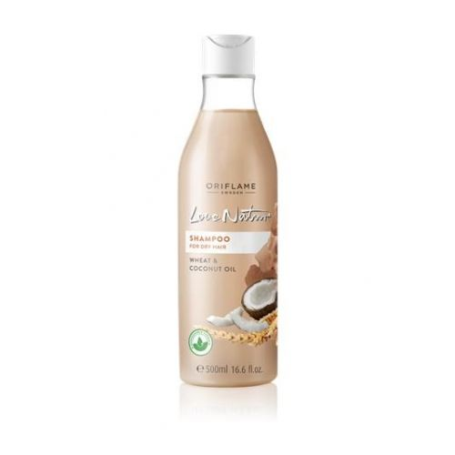 Shampoo for Dry Hair Wheat & Coconut Oil JUMBO 500ml