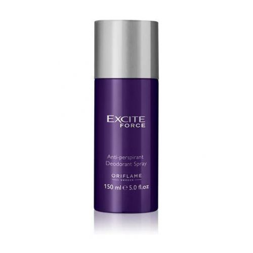 Excite Force Eau de Toilette & Anti-perspirant Deodorant Spray