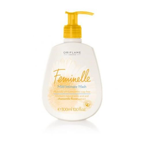 Soothing Intimate Wash with Chamomile flower extracts