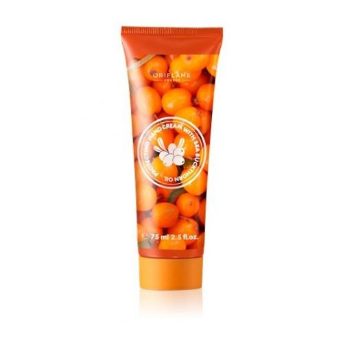 Protecting Hand Cream with Sea Buckthorn oil
