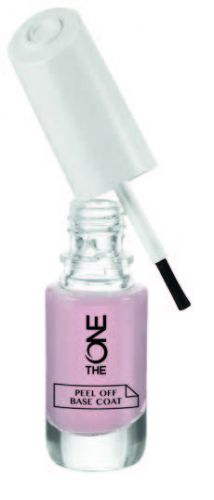 The ONE Peel Off Base Coat