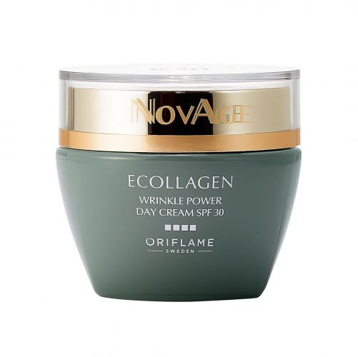 NovAge Ecollagen Wrinkle Power Day Cream SPF 30