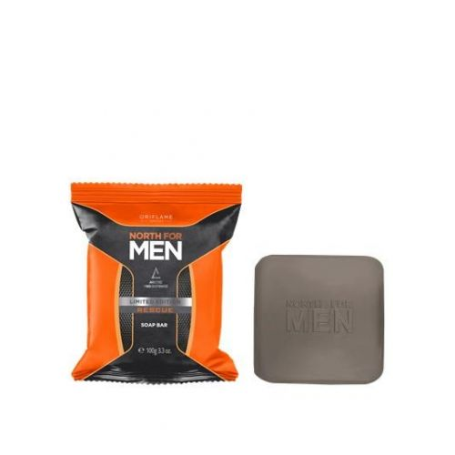 North For Men Rescue Soap Bar