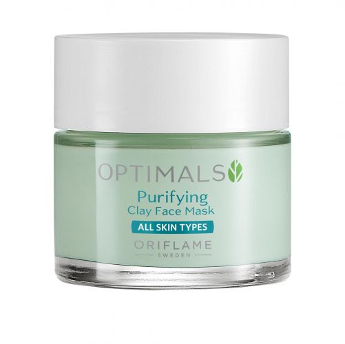 OPTIMALS Purifying Clay Face Mask