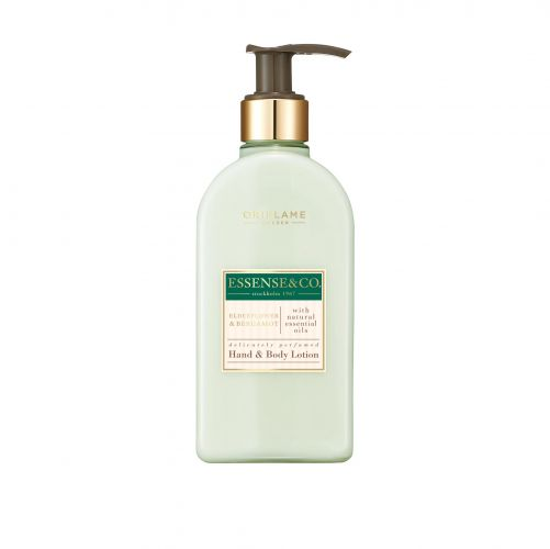 Essense&Co. Elderflower & Bergamot Hand & Body Wash
