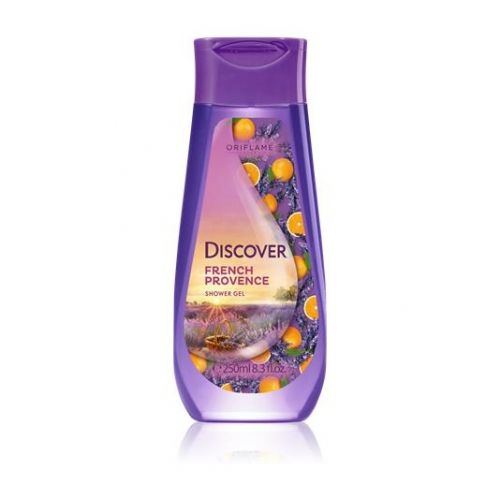 French Provence Shower Gel