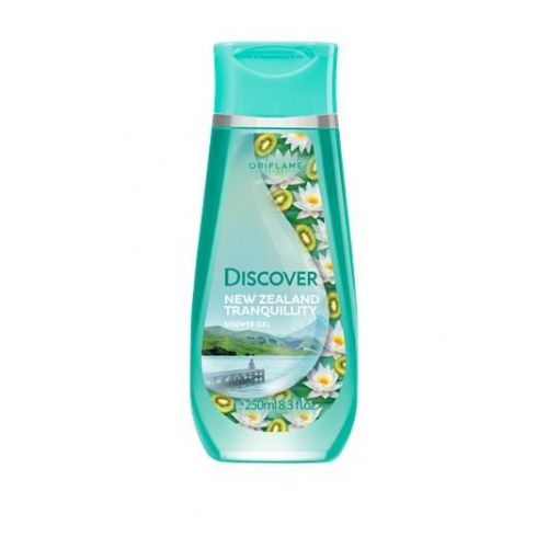 Discover New Zealand Tranquillity Shower Ge