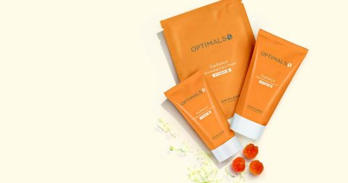 Optimals Radiance Replenishing Gel Cream