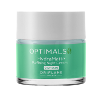 Optimals Hydra Matte Refining Night Cream Oily Skin