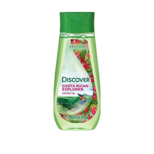 Discover Costa Rican Explorer Shower Gel