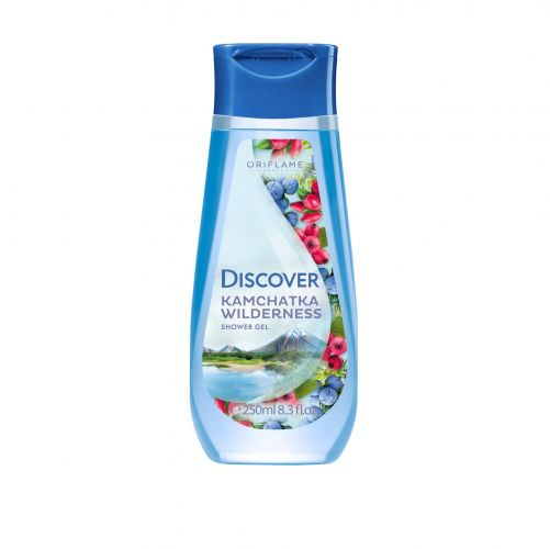 Discover Kamchatka Wilderness Shower Gel
