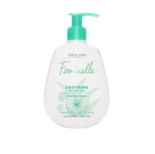 Feminelle Soothing Intimate Wash Aloe Vera & Mallow