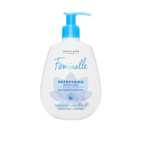 Feminelle Refreshing Intimate Wash Blackcurrant & Lotus Flower