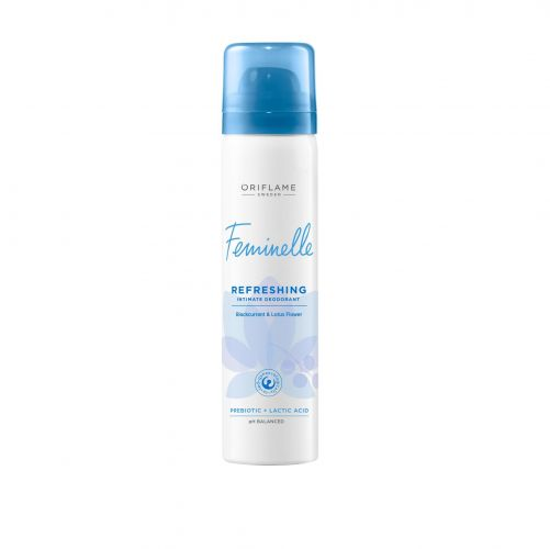 Feminelle Refreshing Intimate Deodorant Blackcurrant & Lotus Flower