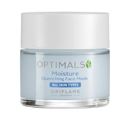 Optimals Moisture Quenching Face Mask