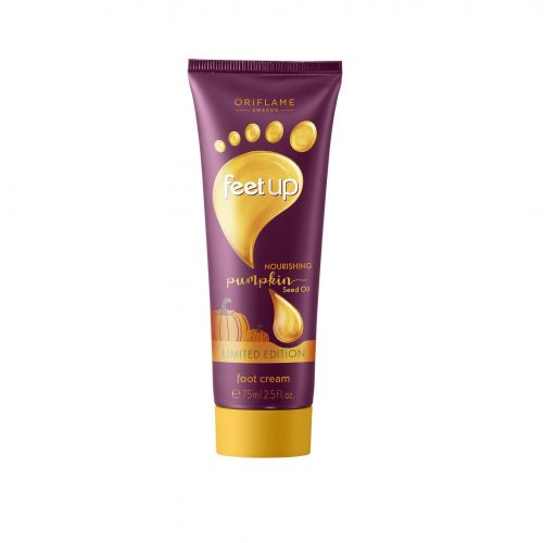 Feet Up Nourishing Pumpkin Seed Oil Foot Cream