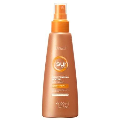 Sun Zone Self-Tanning Water Face and Body