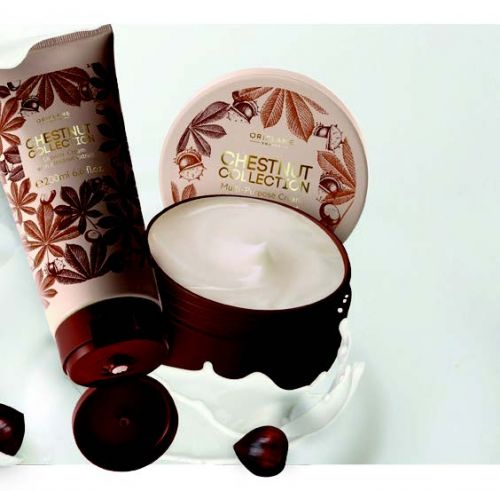 Chestnut Collection Multi- Purpose Cream with chestnut extrac