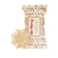 Be Merry Vanilla & Cinnamon Scented Soap Bar