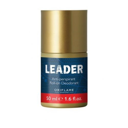 Leader Antiperspirant Roll-on Deodorant