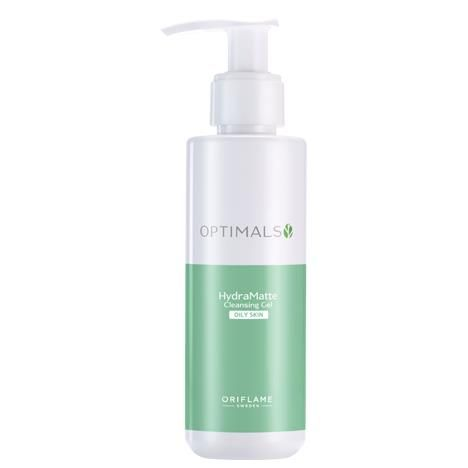 Optimals Hydra Matte Cleansing Gel Oily Skin