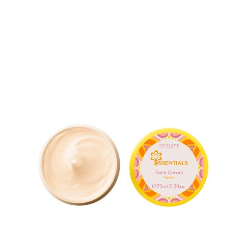 Essentials Face Cream Papaya